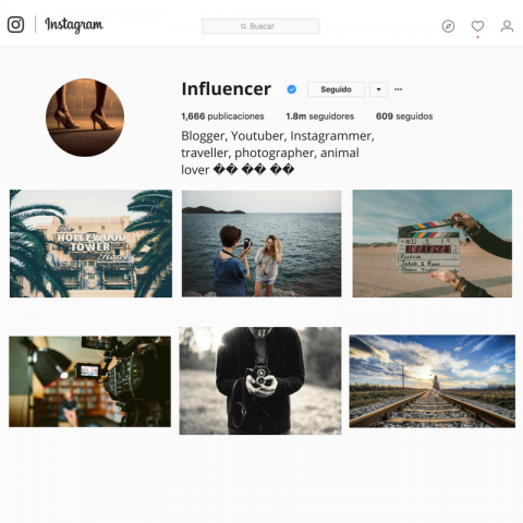 Generación Z , móvil , instagram , influencer , teenager